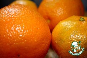 """Десерт """"Оранжевое настроение"""" – кулинарный рецепт"""