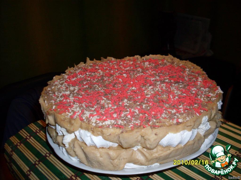 Торт Жрица