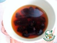 Баранина с медом и черносливом ингредиенты