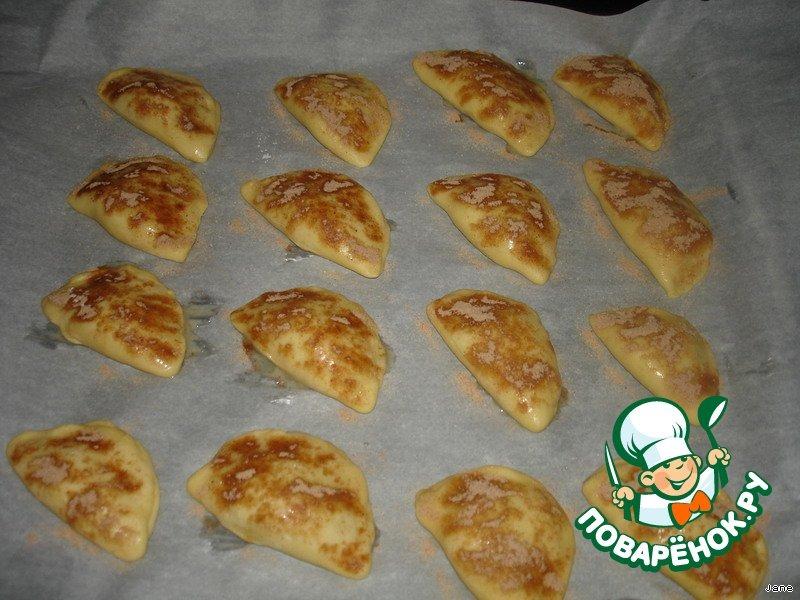 Пирожные Пельмешки
