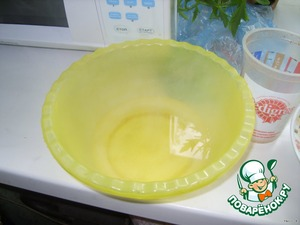 5. Доведем желатин до кипения ( я брала чуть больше половины от замоченного количества), добавим 2 ст.л. сахара и ставим остывать.