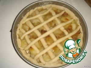 Яблочный пирог – кулинарный рецепт