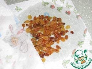 Овсяное печенье с изюмом и орехами – кулинарный рецепт
