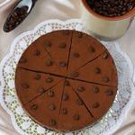Шоколадный чизкейк с черносливом от Мишель