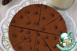 Рецепт: Шоколадный чизкейк с черносливом от Мишель
