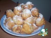 Пончики Брызги шампанского ингредиенты