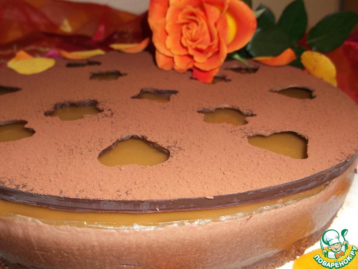 "Торт ""Шоколадная нирвана"""