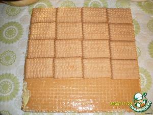 """Торт """"Лентяйка"""" – кулинарный рецепт"""