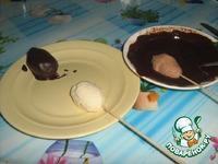 """Пасха  """"Шоколадные яйца"""" ингредиенты"""