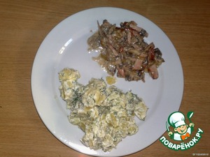 "Салат ""Лето-зима"" – кулинарный рецепт"