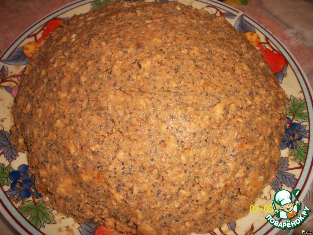 """Торт """"Хитрый муравейник"""""""