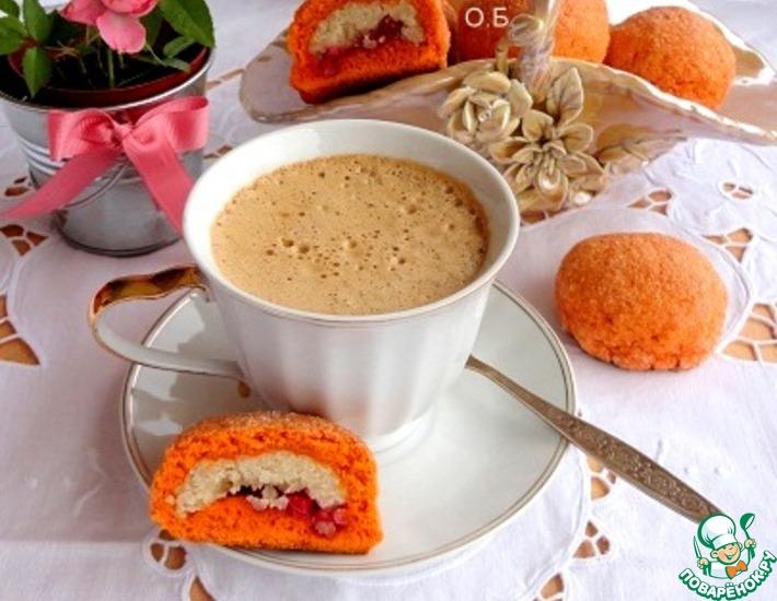 Рецепт: Печенье Рыжая девчонка