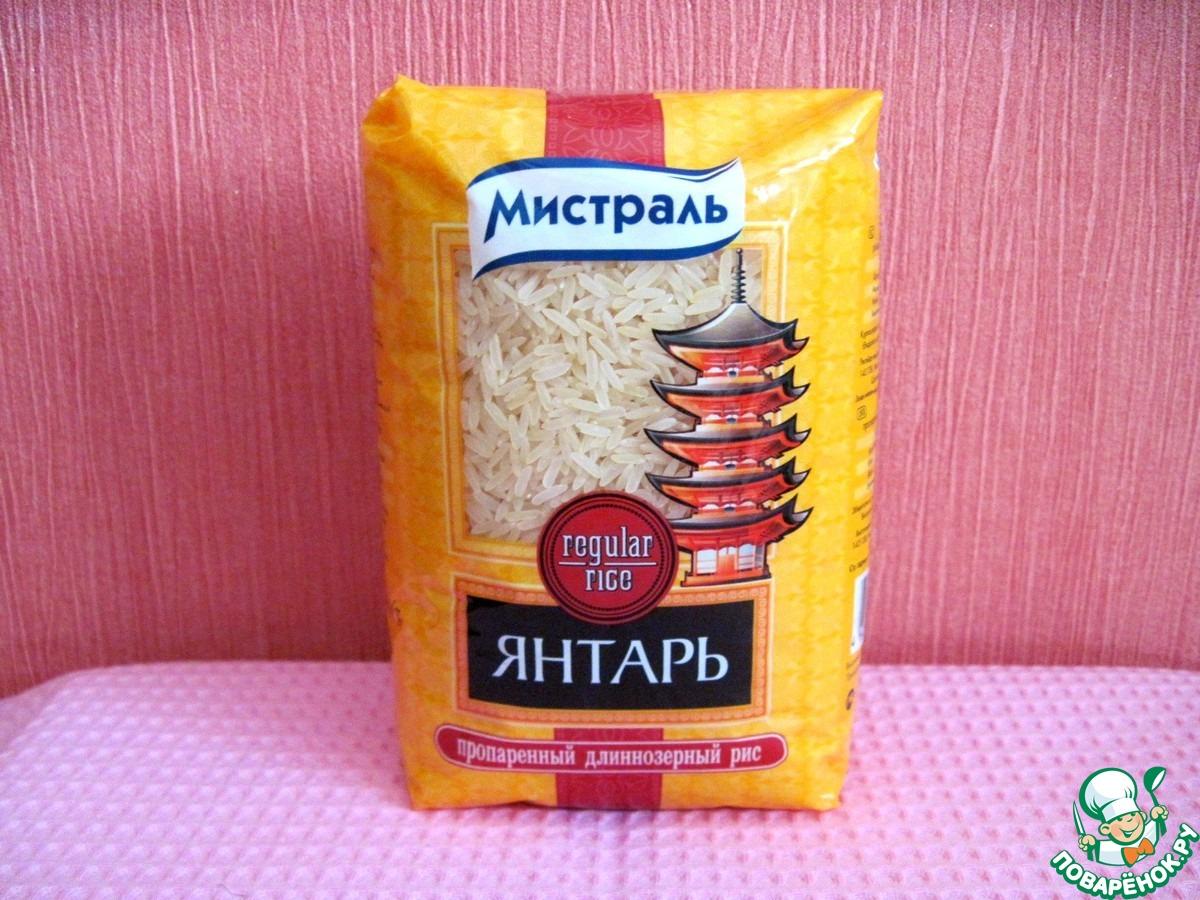 Пудинг из рисовой муки
