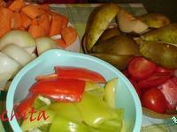 Аджика с грушами ингредиенты