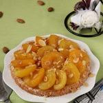 Дакуаз с рисом и абрикосами