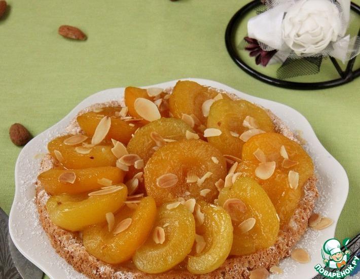 Рецепт: Дакуаз с рисом и абрикосами