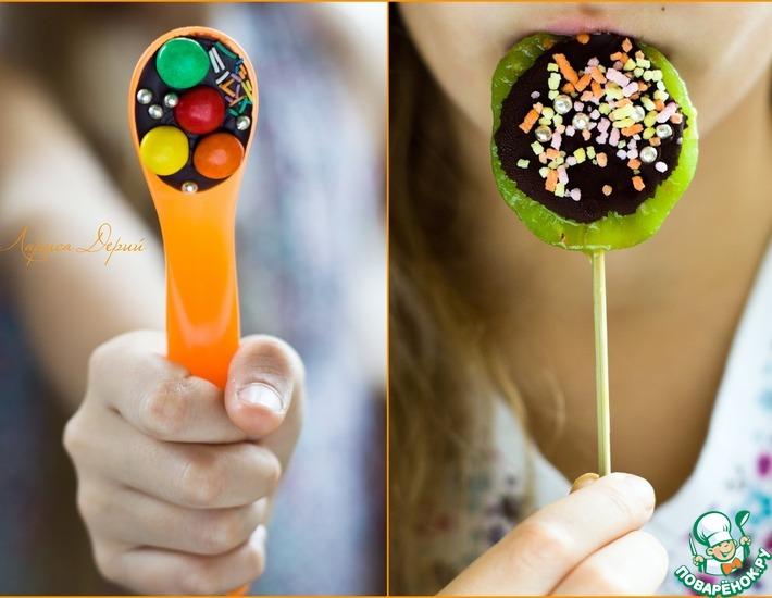 Рецепт: Две идеи из холодильника для одного детского праздника