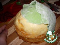 """Торт """"Капуста"""" ингредиенты"""