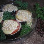 Баклажан-вкусно, нарядно и быстро