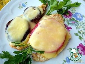 Слоеная  куриная  грудка – кулинарный рецепт