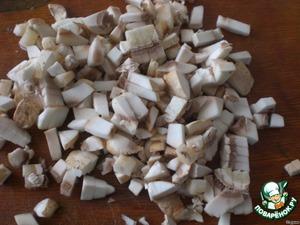 Голубчики в куриных шубках – кулинарный рецепт