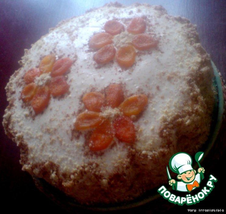 Торт В ожидании лета