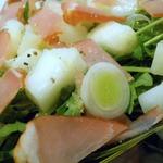 Салат для мяса – кулинарный рецепт