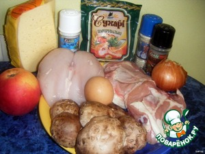Очень сочные и вкусные битки – кулинарный рецепт