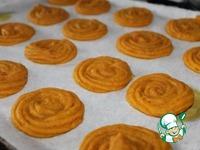 Тыквенные пирожные со сливочной начинкой Аромат Италии ингредиенты