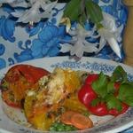 Овощи с начинкой Привет из лета