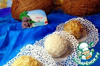 Рецепт: Рисовые конфеты с фруктами