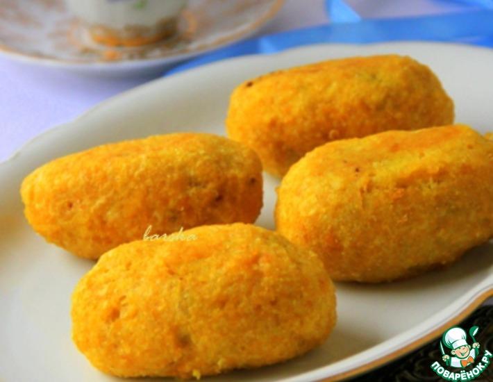 Рецепт: Арабские пирожки во фритюре
