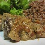 Гречка с печенью в медовом соусе – кулинарный рецепт