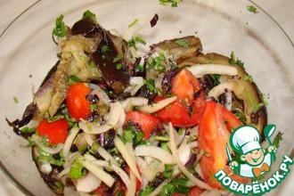 Рецепт: Мужской салат к мясу