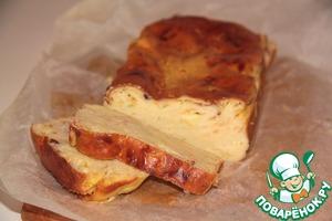 Рецепт Кекс из кабачка с беконом
