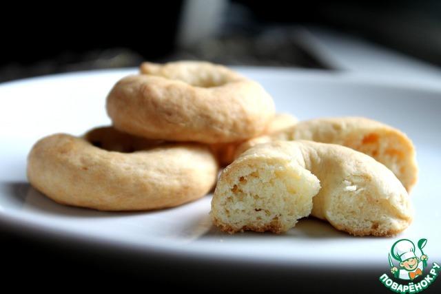 Калачики на сметане в духовке рецепт