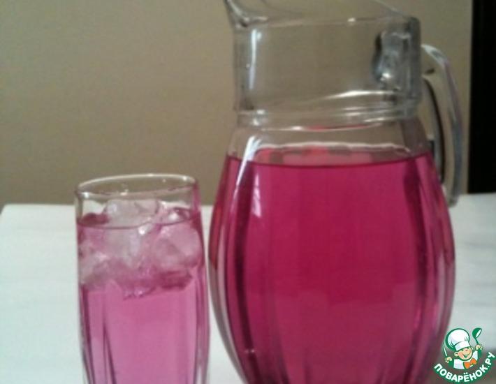 Рецепт: Райхановый напиток из базилика