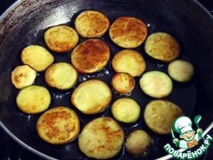 Баклажановые башенки – кулинарный рецепт