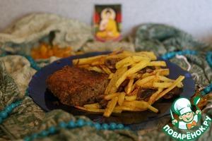 Рецепт Вегетарианские бургеры