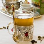 Чайный коктейль с кардамоном