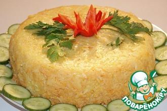 Рецепт: Фаршированный рис
