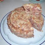 Сальтисон из свинины Торт