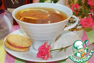 Рецепт: Парижский чай