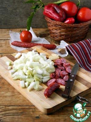 Гуляш из фасоли по-сербски – кулинарный рецепт