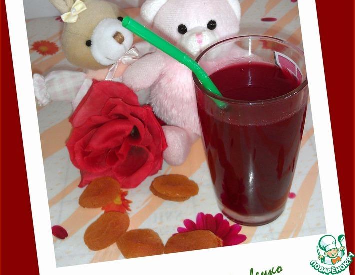 Рецепт: Напиток для иммунитета