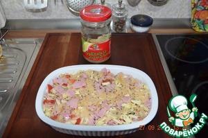 Рецепт Квашеная капуста с ветчиной (домашний рецепт