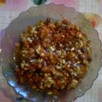 Фруктовый десерт Вкусный иммунитет