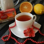 Чайный коктейль Аристократка