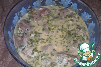 Рецепт: Маринад для баранины