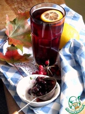 Рецепт: Любимый вишневый чай Джорджа Вашингтона